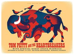 Tom Petty And The Heartbreakers - Dan Stiles - 2014 ----