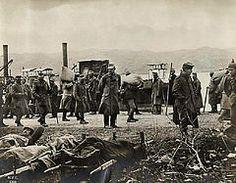 Der Ersten Weltkrieg 1914-1918 Serben, Kriegsverbrechen von sterreichisch-ungarischen (Kroaten + Bosniaken) bulgariche und das Deutsche Reich (Pegio Belgrade) Tags: serbia ww1