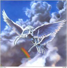 Pegasus by unknown.