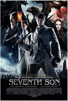 22/03/15 | THE SEVENTH SON (2014) by Sergey Bodrov | ★★