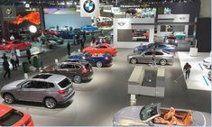 All important unveilings of the Auto Show in Los Angeles 2017 - Chevrolet Corvette ZR1, Lincoln Nautilus Kicks Nissan, BMW i8 Roadster, I.D. Volkswagen, Subaru Ascent Mercedes-Benz CLS 2019 Hyundai Kona, Infiniti QX50, Lexus RX   #all on the 2017 Los Angeles Show #Los Angeles #Shows #The Car Guide #Videos