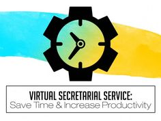 Virtual Service - Save Time and Increase Productivity - Outsource Workers Global Real Estate, Increase Productivity, Virtual Assistant, Online Jobs, How To Become, Projects To Try, Learning, Business, Schedule