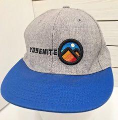 4b4d6e3da1cc9 Yosemite 3D Logo Rainbow Mountain Sky Wool Baseball Hat Snapback Ouray  Destroyed  Ouray  BaseballCap