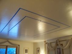 Create a Massively Beautiful Ceiling With Paint and Stencils