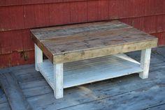 Pallet Furniture Pallet Coffee Table por PJsFurniture en Etsy, $245.00