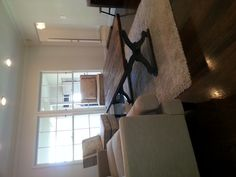 Interior Remodel- Wood floor restoration, electrical upgrade and painting. Los Angeles home remodeling.