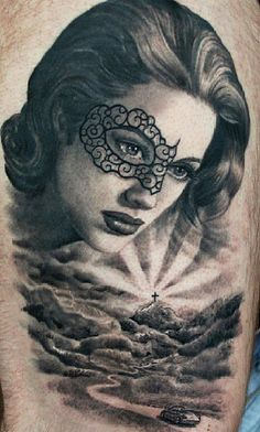 Tattoo Artist - Anabi Tattoo | Tattoo No. 8678