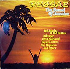Reggae - The Sound Of Jamaica GER 1979 Lp mint--