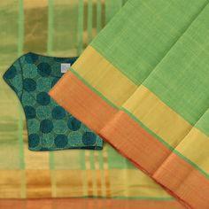 #kanakavalli #lovekanakavalli #cotton #handloom #sari #blouse #fabric #kantha #colours #india