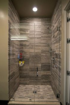 A True Frameless Shower Door by Mirage Mirror and Glass is Guaranteed to be an instant eye catcher in any bathroom layout.