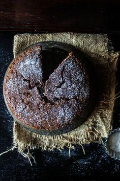 Chocolate Almond Coconut Cake | Sugar et al