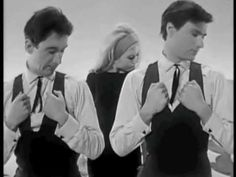 """Brigitte Bardot dancing with two lovely Frenchmen takes Little Dragon's """"Seconds"""" to a whole new place for me."""