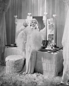 hollywood vanities | Old Hollywood Glamour