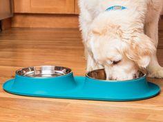 No-Slip Pet Feeding Station by Messy Mutts