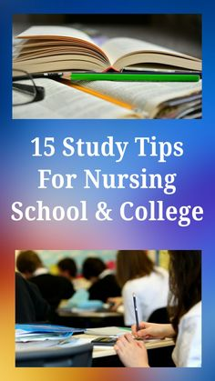 Are you a nursing student? If yes, this article specially for you. 15 study tips for nursing school and College - article has some important tips for you to make you successful in your bright career life. Nursing Exam, College Nursing, Nursing Research, Nursing Courses, Exam Papers, School Study Tips, Class Notes, Problem And Solution, Study Notes