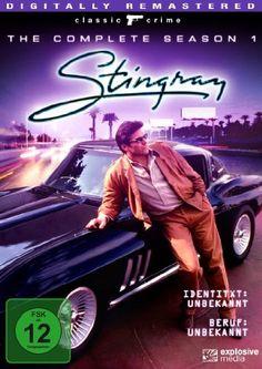 Stingray - Season 1 [4 DVDs] DVD ~ Nick Mancuso, http://www.amazon.de/dp/B00AQB2AD8/ref=cm_sw_r_pi_dp_SC9Irb0WQ6R58