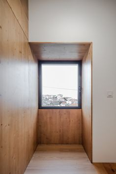 Image 17 of 28 from gallery of Gafanha House / Filipe Pina. Photograph by João Morgado Mini Clubman, House Built Into Hillside, Window View, Windows, Architecture, Gallery, Building, Image, Photograph