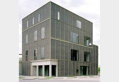 'Florian Beigel: Architecture as city' by Biba Dow « Dow Jones Architects