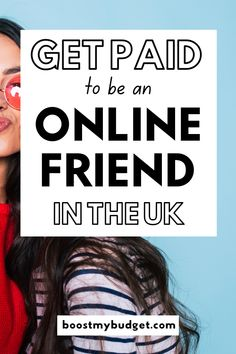 Are you a friendly kind of person? Thought so! Would you like to get paid to chat online? GET PAID TO BE AN ONLINE FRIEND (AND MAKE $20-$50+ PER HOUR!) get paid to be an online friend   make money as an online friend   get paid to be an online companion   get paid to be an online friend uk   get paid to be a virtual friend uk   virtual friend jobs   get paid to be a friend uk   rent a virtual friend   get paid to talk to lonely people   make money online   rent a friend online Earn Extra Cash, Making Extra Cash, Make Money Fast, Make Money Online, Survey Sites, Online Friends, Quitting Your Job, Be Your Own Boss, Work From Home Jobs