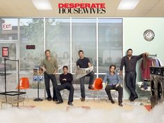 Desperate housewives' men