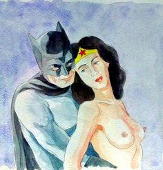 Batman + catwoman