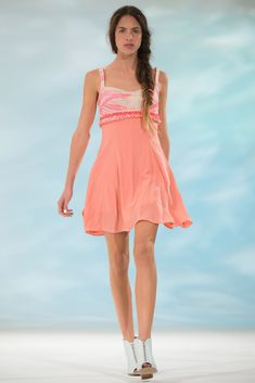 cef140e5b Calla Spring 2014 Ready-to-Wear Fashion Show Collection: See the complete  Calla
