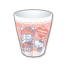 おそ松×ハローキティ カフェ限定メラミンコップ ¥ 8...