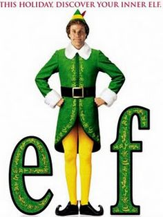 Buddy the elf, whats your favorite color?