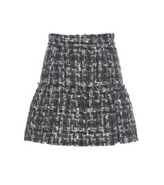 04e74e68cd Dolce & Gabbana - Tweed skirt - Be the belle of the sartorial ball with