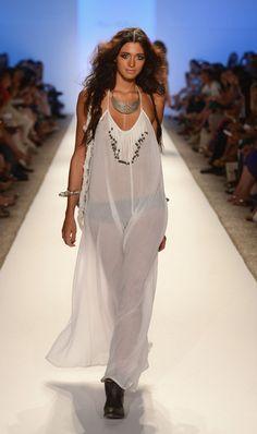 Mara Hoffman - Mercedes-Benz Fashion Week Swim 2013 - Show