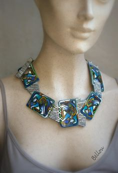 Polymer Clay Crafts, French, Jewelry, Design, Fashion, Fimo, Jewerly, Moda, Jewlery