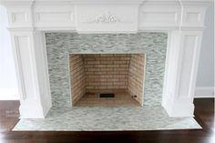 35 best fireplace surround ideas images fire places fireplace rh pinterest com