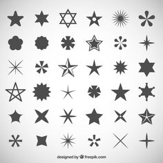 Afbeeldingsresultaat voor how to draw a star vector Abstract Logo, Abstract Images, Laura Lee, Minimalist Icons, Bullet Journal Font, Journal Fonts, Arm Art, Flower Logo, Constellation Tattoos