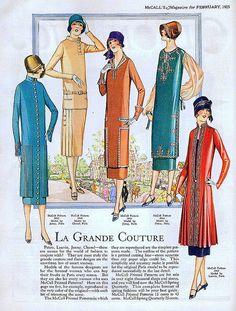 McCall's Magazine, February 1925