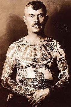 old sailor tattoos - Google Search