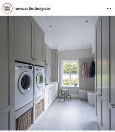 Mudroom Laundry Room, Laundry Room Layouts, Laundry Room Remodel, Organized Laundry Rooms, Laundry Room Floors, Mud Room Lockers, Laundry Bathroom Combo, Boot Room Utility, Utility Room Storage