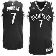 NBAStore.com - NBAStore.com Mens Brooklyn Nets Joe Johnson adidas Black Swingman Road Jersey - AdoreWe.com