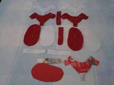 Arte em TudO: PAP-Chinelinho em Feltro /Bebê Baby Shoes Pattern, Shoe Pattern, Sewing, Kids, Sabrina Carpenter, Rowan, Amelia, Dress, Decor