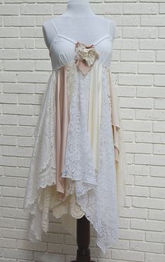 Tattered Fairy Woodland Slip Dress