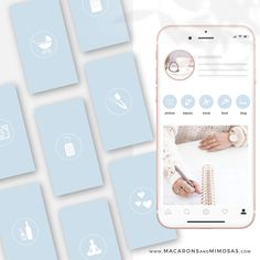 IC_Blue02_03 Mustache Nails, Bubble Christmas, Butterfly Cakes, Wedding Event Planner, Star Art, Girls With Glasses, Instagram Highlight Icons, Story Highlights, Blue Bags