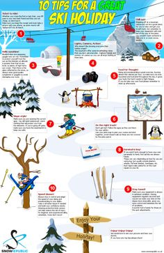 Snow Republics tips for a great ski holiday