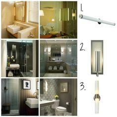 Bathroom Vanity Lights - Lighting & Interior Design Ideas Blog - LampsPlus.com