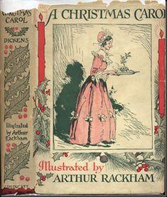 A Christmas Carol by Charles Dickens, 1915
