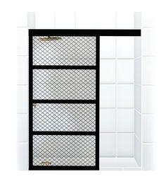 Gridscape® series – Coastal Shower Doors