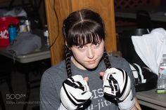 #sport Female MMA fighter by StephenHenry #picture http://ift.tt/2j8Uys9