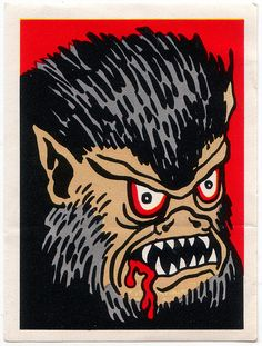 This werewolf will eff you up.