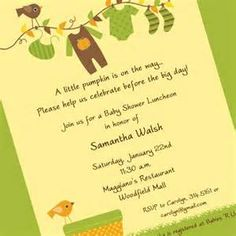 Image detail for -Autumn Baby Shower Cake