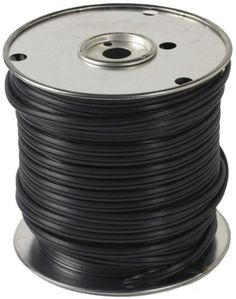 NTE Electronics WA14-05-20 Hook Up Wire Stranded Automotive 20 Length Green 20/' Length Inc. Type 14 Gauge