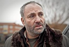 Kim Bodnia from The Bridge Kim Bodnia, Receding Hair Styles, Don Draper, Movie Characters, Fictional Characters, Bald Men, Band Of Outsiders, Me Tv, Movies Showing