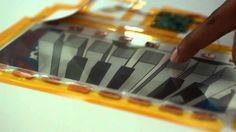 Graphene-based electronic ink paves the way for wearable, printed electronics and sensors